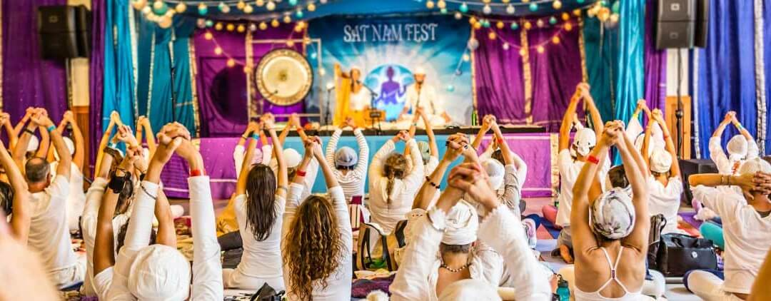 Just Added: 10 New Classes at Sat Nam Fest West!