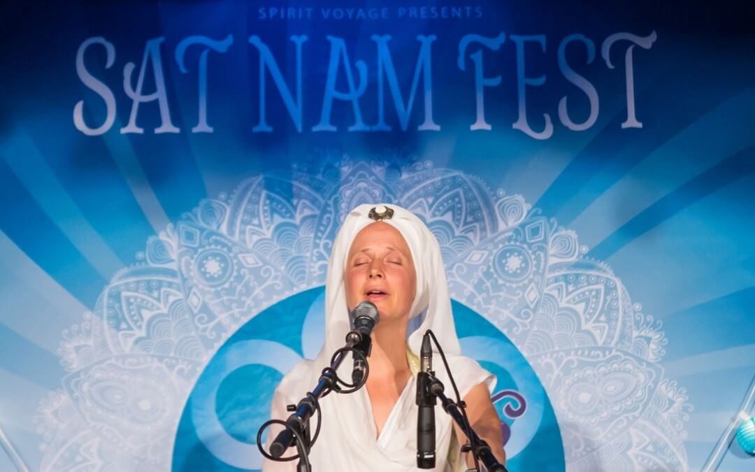 Jap Ji Workshop with Snatam Kaur