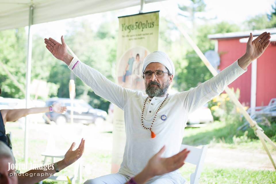 Aging with Grace and Kundalini Yoga in a Chair, with Mangala Will