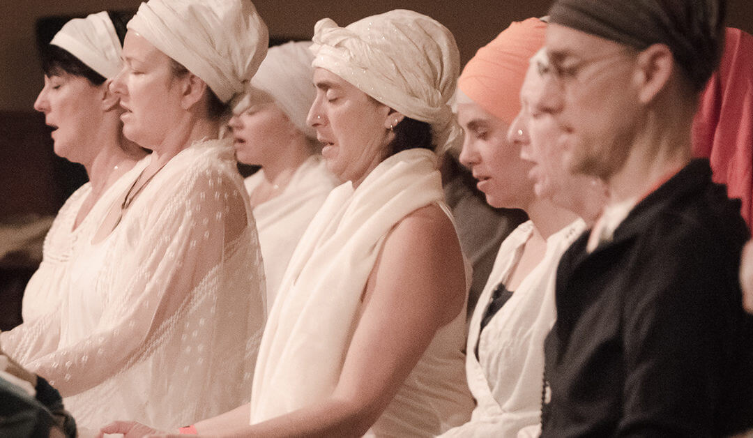 Krishna Kaur on the First Journey of The 21 Stages of Meditation