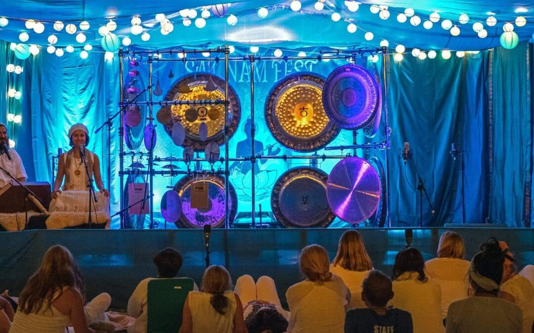Beyond Savasana: The Healing Power of the Gong with Crown of Eternity