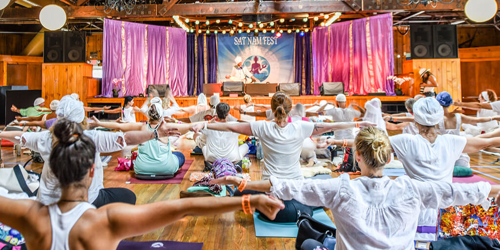 Reboot Your Personal Practice at Sat Nam Fest