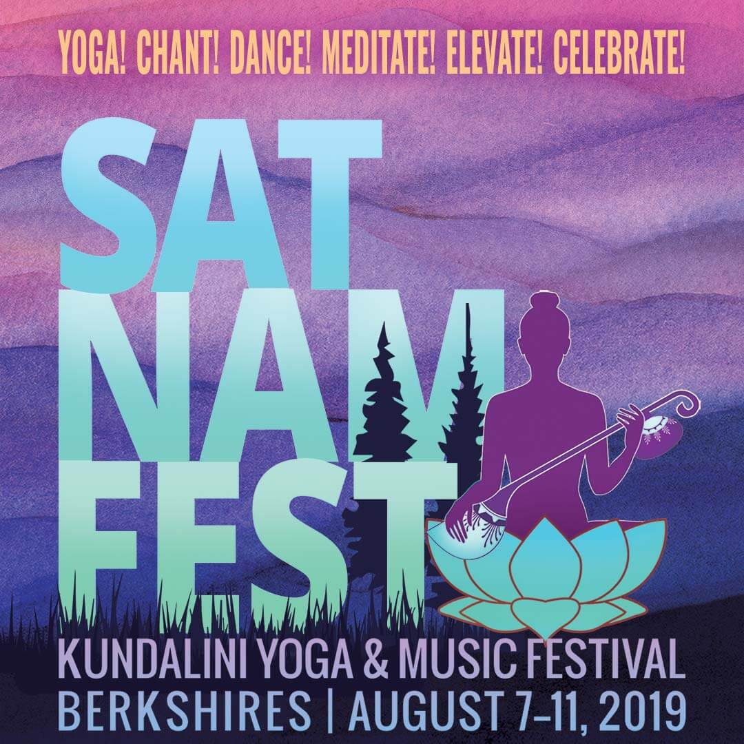 Learn More About Sat Nam Fest Berkshires 2019