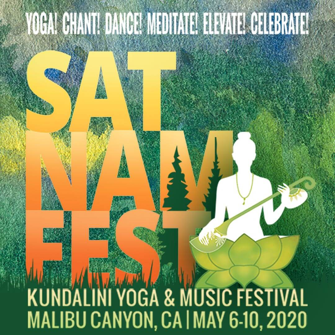 Learn More About Sat Nam Fest