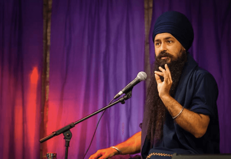 Find Your Soulmate at Sat Nam Fest: Yogi Amandeep Shares Wisdom About Love