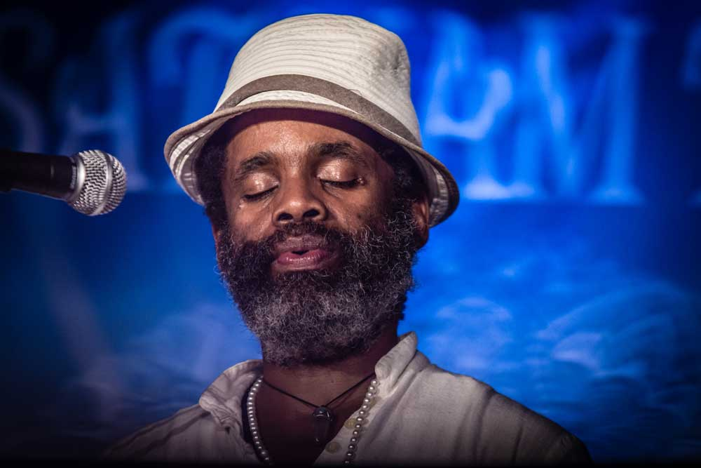 Akahdahmah Jackson talks Kundalini Yoga and Sat Nam Fest