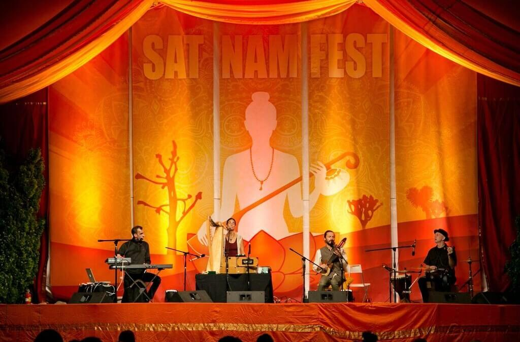 5 Days of Sat Nam Fest Joshua Tree!