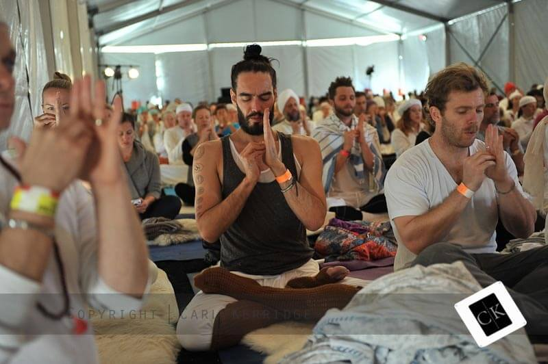 The Kundalini Yoga Brand: How Russell Brand and Other Celebrities are Making Kundalini Yoga Mainstream