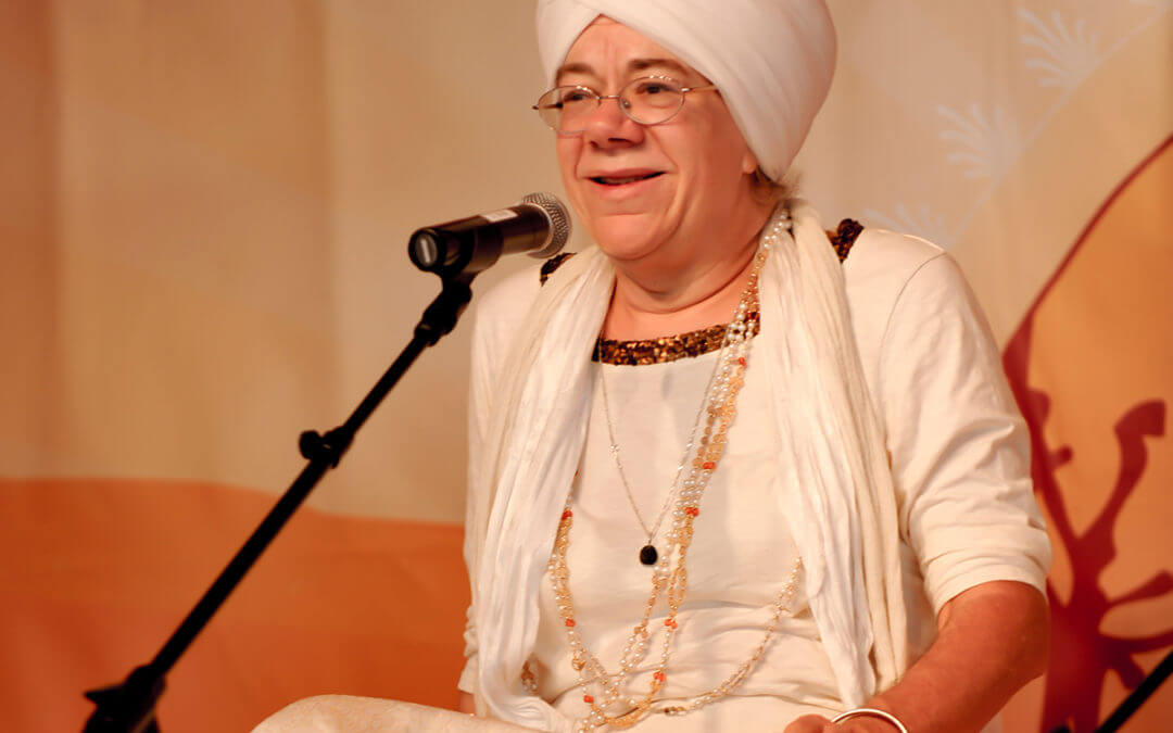 Live For Each Other:  Interview with Tej Kaur