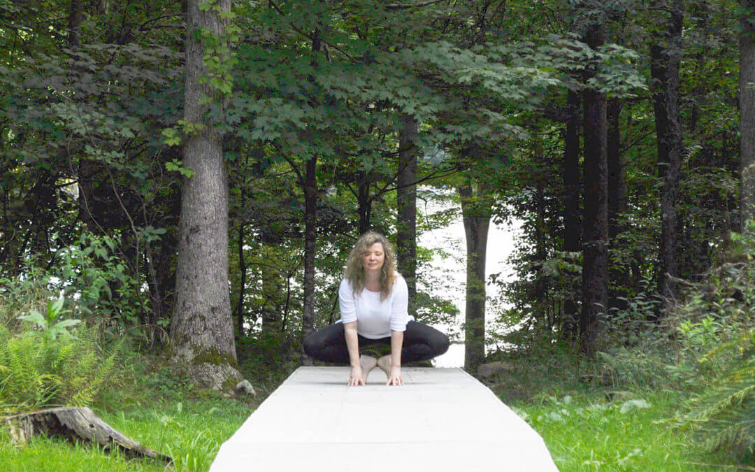 Yoga on the Go: Frogs for Keeping Up